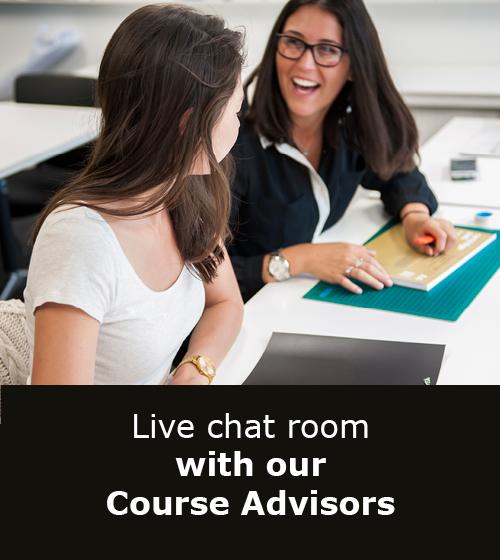 AIT Virtual Open Day Website Modules FA Course Advisor